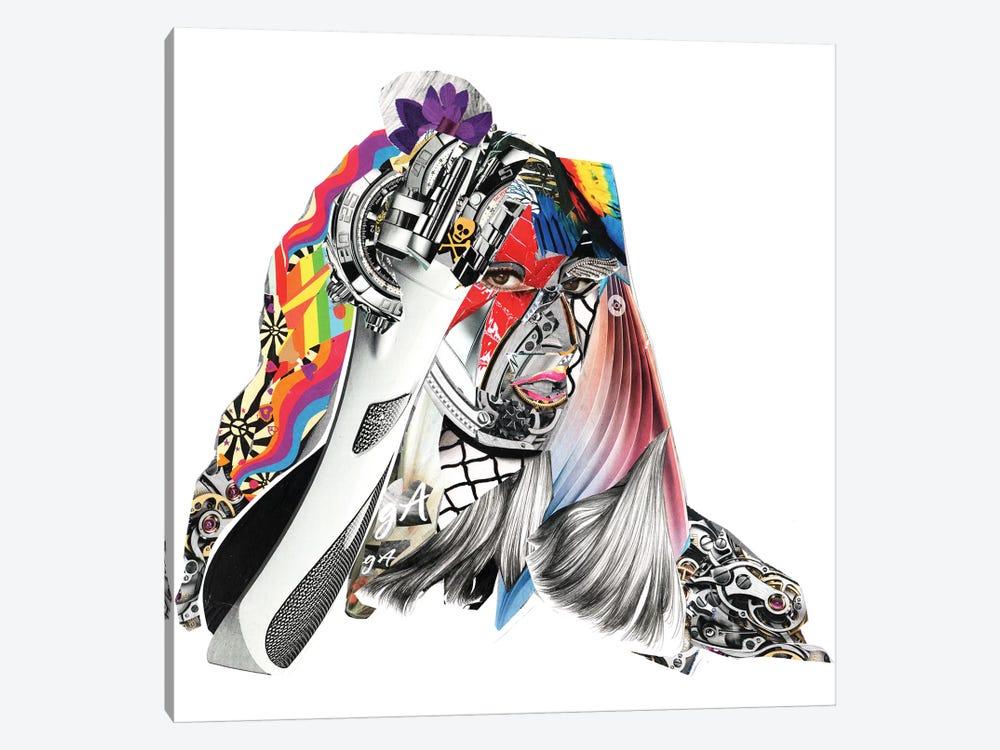 Gaga by Glil 1-piece Canvas Art