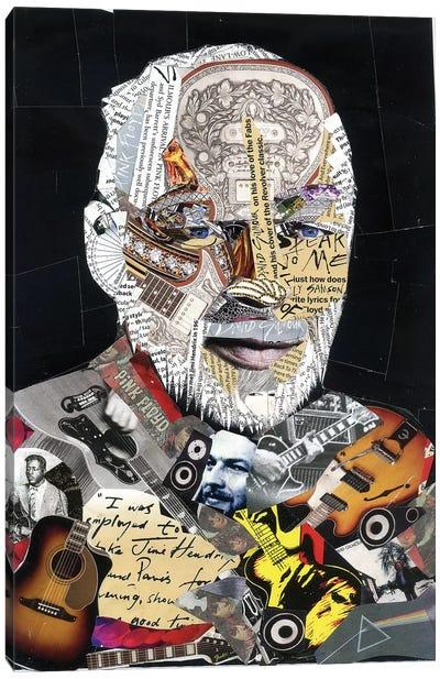 Gilmour Canvas Art Print