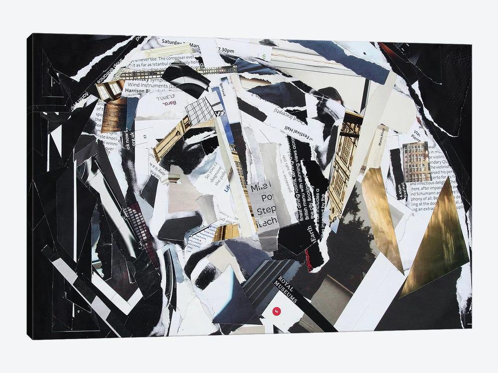 Kurt Cobain by Glil 1-piece Canvas Art Print
