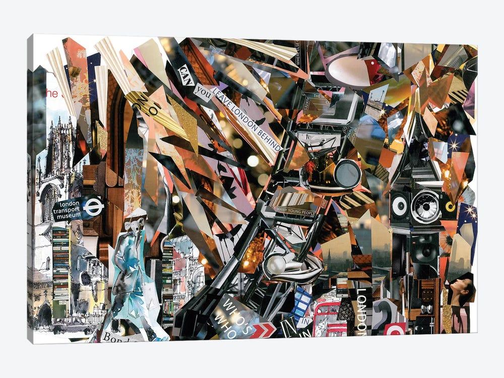 London IV by Glil 1-piece Art Print