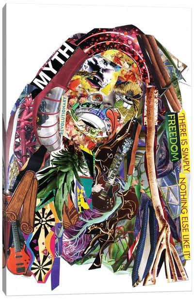 Marley II Canvas Art Print