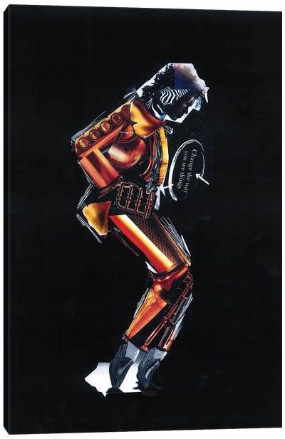 Michael Jackson I Canvas Art Print