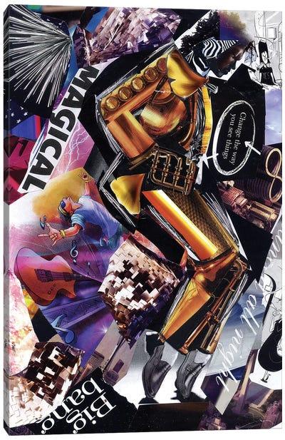 Michael Jackson II Canvas Art Print