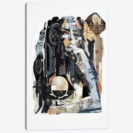 Amy II Canvas Print #GLL3} by Glil Canvas Artwork