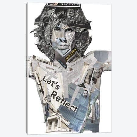 Morrison Canvas Print #GLL42} by Glil Art Print