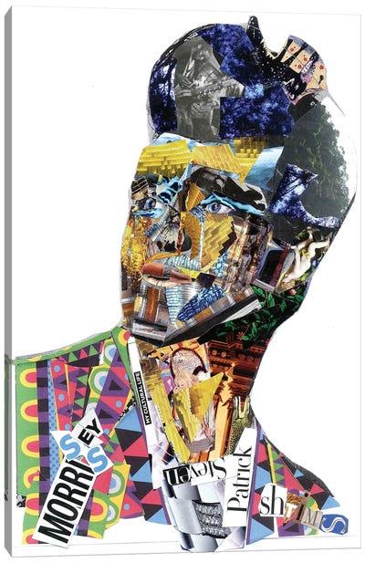 Morrissey Canvas Art Print