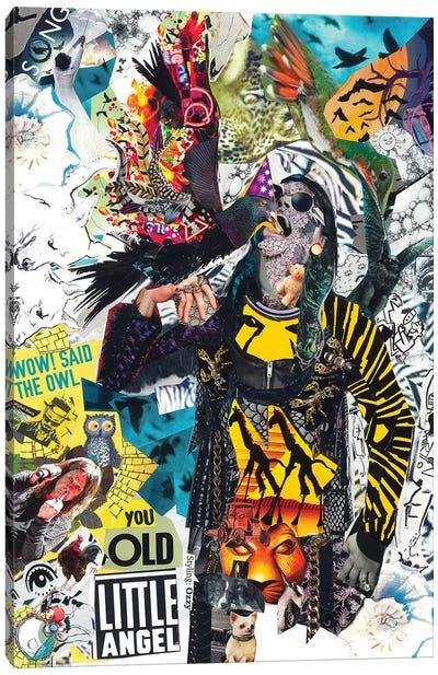 Ozzy Canvas Art Print