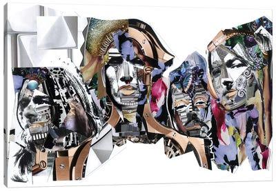 Pink Floyd Canvas Art Print