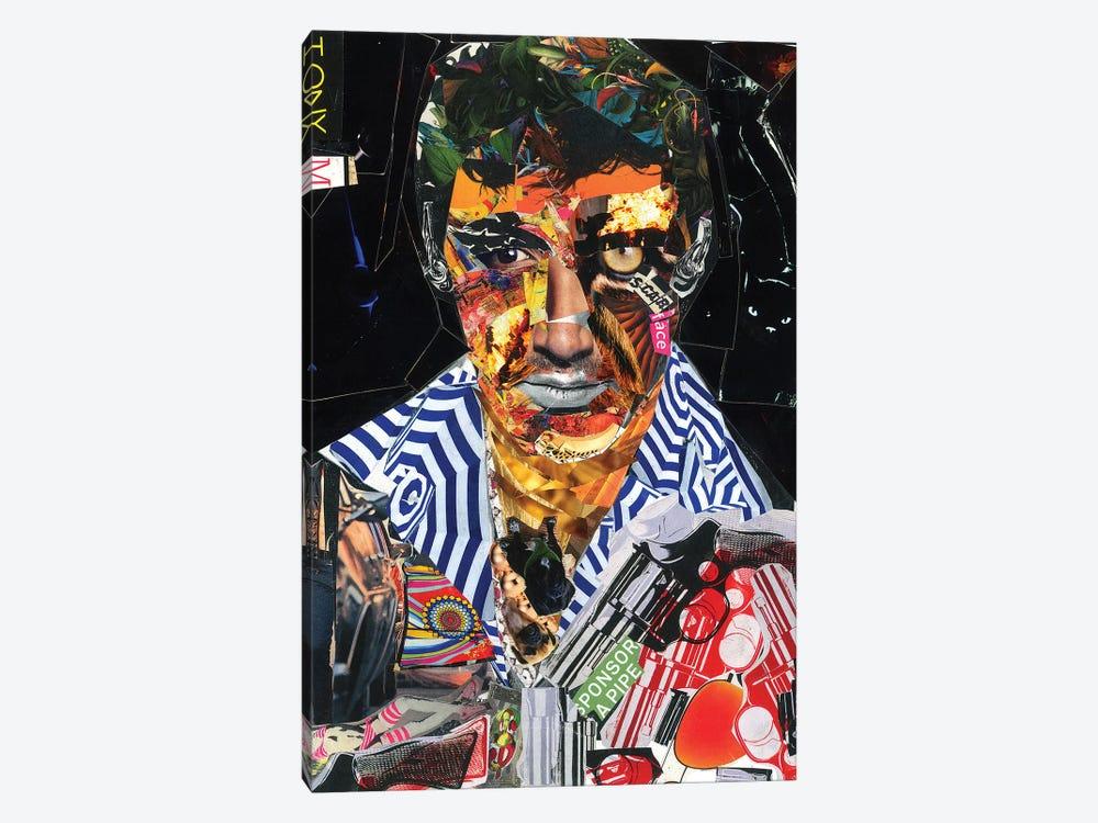 Scarface by Glil 1-piece Canvas Print