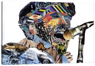 Springsteen Canvas Art Print