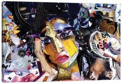 Amy IV Canvas Art Print