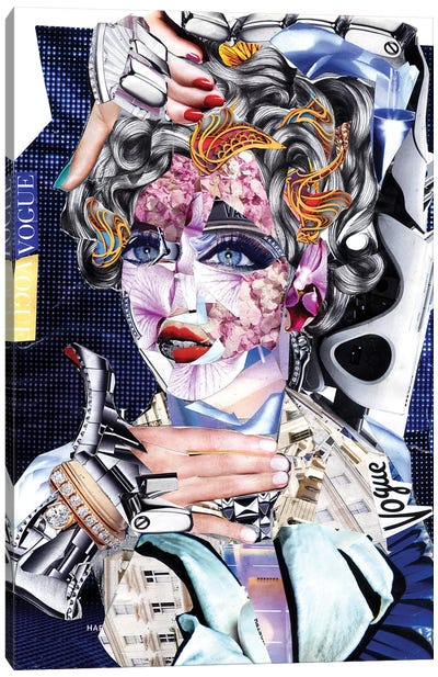 Madonna Canvas Art Print