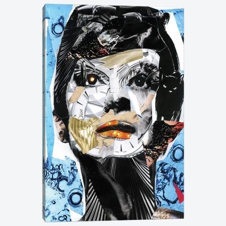 Audrey II Canvas Print #GLL6} by Glil Canvas Art Print