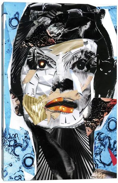 Audrey II Canvas Art Print