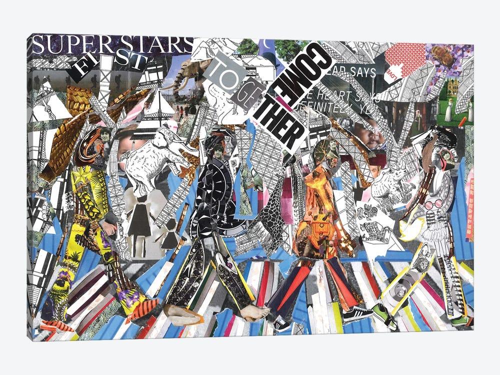 Abbey Road by Glil 1-piece Art Print