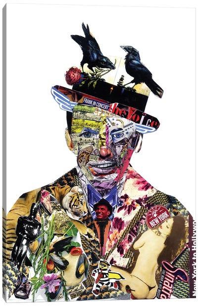 Sinatra III Canvas Art Print
