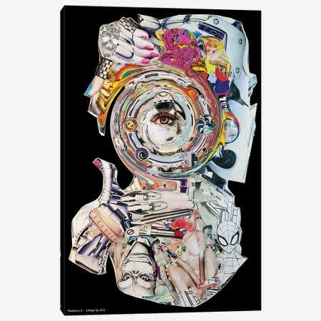 Madonna II Canvas Print #GLL81} by Glil Canvas Art Print