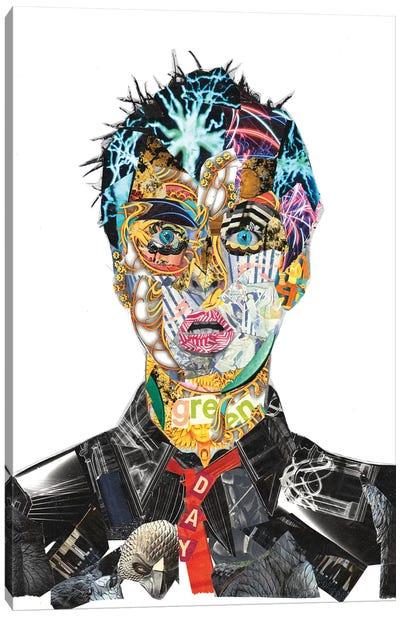Billie Joe Armstrong Canvas Art Print