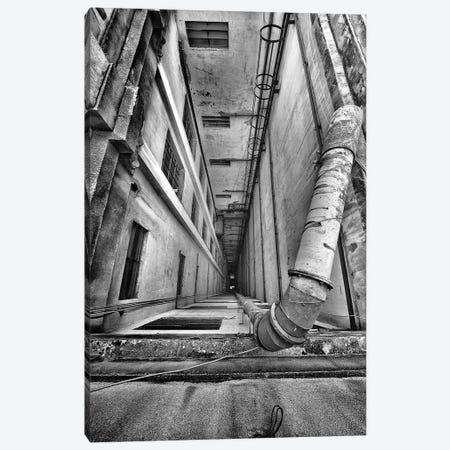 Long Way Down - Sao Paulo, Brazil Canvas Print #GLM101} by Glauco Meneghelli Canvas Wall Art