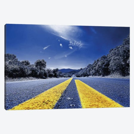 Road to Nowhere Canvas Print #GLM134} by Glauco Meneghelli Canvas Wall Art