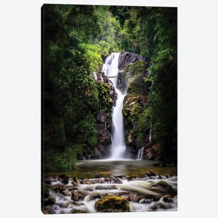 Waterfall I - Sao Paulo, Brazil Canvas Print #GLM157} by Glauco Meneghelli Canvas Art