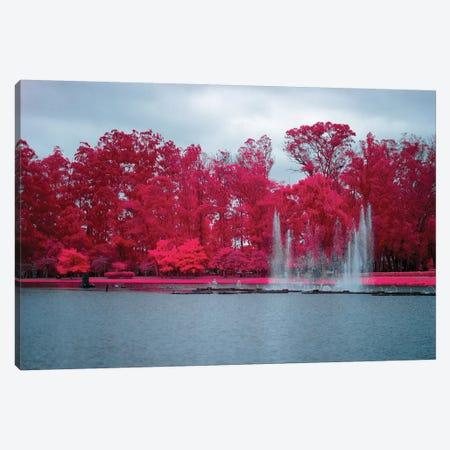 Fountain Canvas Print #GLM166} by Glauco Meneghelli Canvas Print