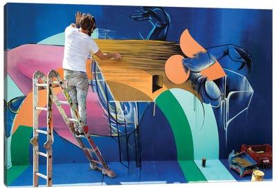 Street Photography XLII Canvas Art Print