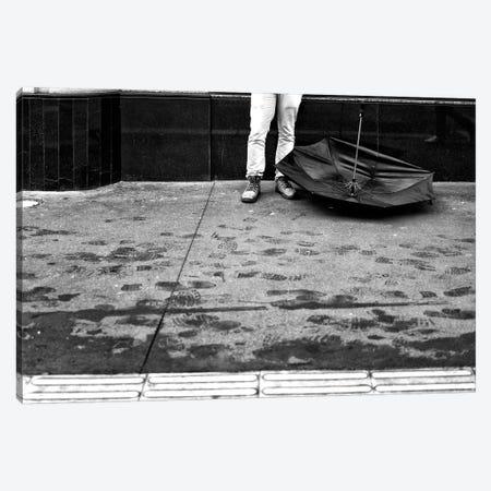Street Photography XLVI Canvas Print #GLM223} by Glauco Meneghelli Canvas Print