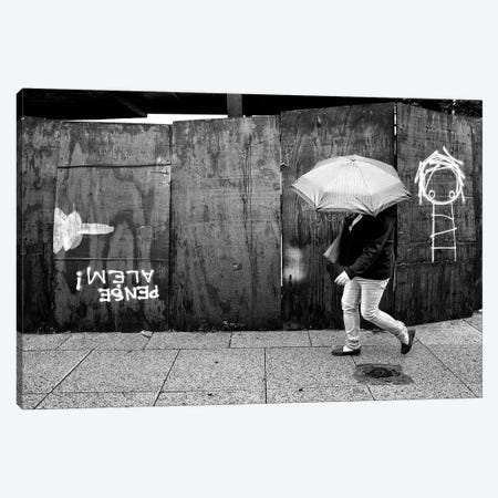 Street Photography XLIX Canvas Print #GLM226} by Glauco Meneghelli Canvas Wall Art
