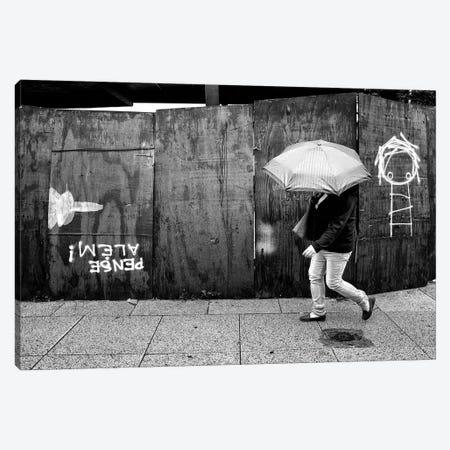 Street Photography XLIX Canvas Print #GLM226} by Glauco Meneghelli Canvas Wall Art