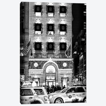 Christmas - New York Canvas Print #GLM22} by Glauco Meneghelli Canvas Art