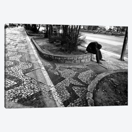 Street Photography LIV Canvas Print #GLM231} by Glauco Meneghelli Canvas Wall Art