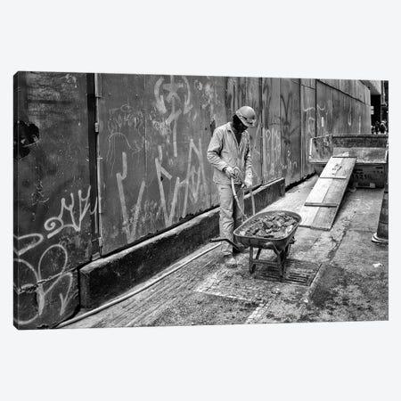 Street Photography LVIII Canvas Print #GLM235} by Glauco Meneghelli Art Print