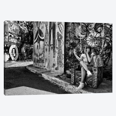 Street Photography LXII Canvas Print #GLM239} by Glauco Meneghelli Canvas Artwork