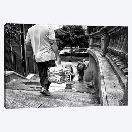 Street Photography LXV Canvas Print #GLM242} by Glauco Meneghelli Canvas Print