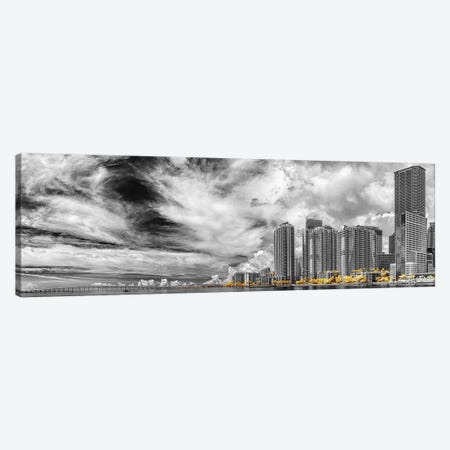 Miami Infrared V Canvas Print #GLM259} by Glauco Meneghelli Canvas Wall Art