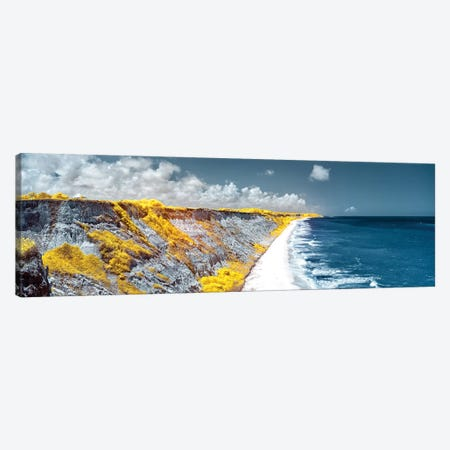 Costal Panorama - Bahia, Brazil Canvas Print #GLM28} by Glauco Meneghelli Canvas Artwork