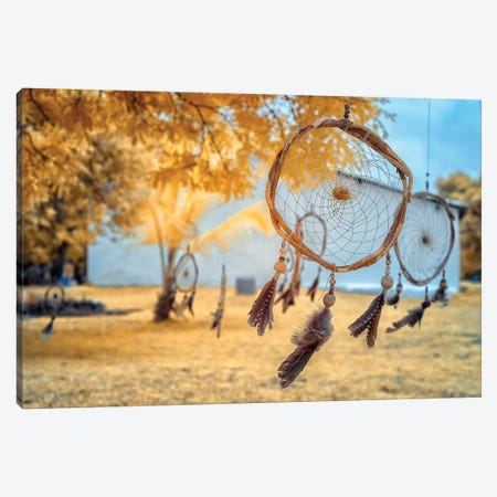 Dreamcatcher - Bahia, Brazil Canvas Print #GLM34} by Glauco Meneghelli Canvas Artwork