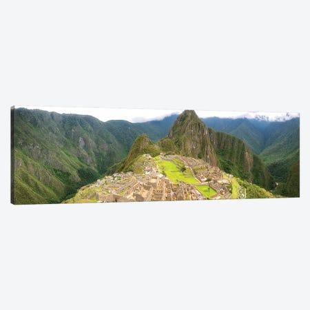 Machu Picchu Canvas Print #GLM356} by Glauco Meneghelli Canvas Wall Art