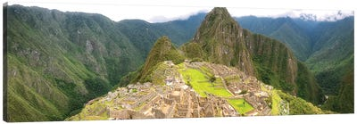 Machu Picchu Canvas Art Print