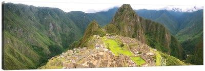 Machu Picchu Canvas Art Print