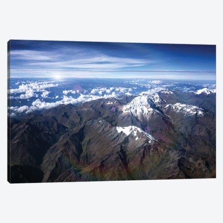 Andes Mountains Canvas Print #GLM362} by Glauco Meneghelli Canvas Art