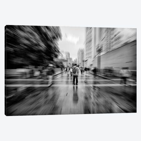 Streetphotography41 Canvas Print #GLM407} by Glauco Meneghelli Canvas Art