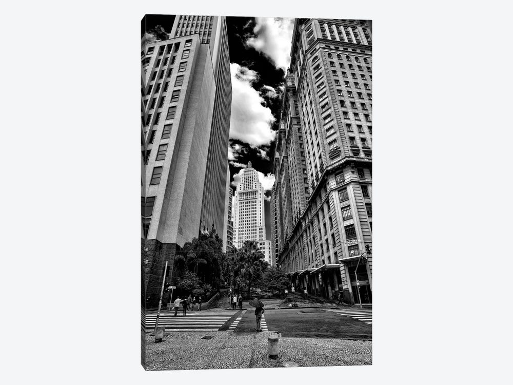 Streetphotography43 by Glauco Meneghelli 1-piece Canvas Print