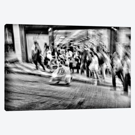 Streetphotography53 Canvas Print #GLM419} by Glauco Meneghelli Canvas Art