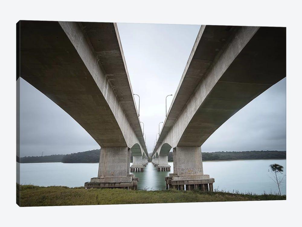Over The Bridge by Glauco Meneghelli 1-piece Canvas Art