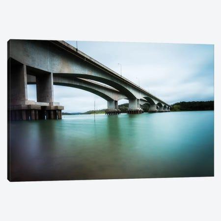 Over The Bridge4 Canvas Print #GLM460} by Glauco Meneghelli Canvas Art Print