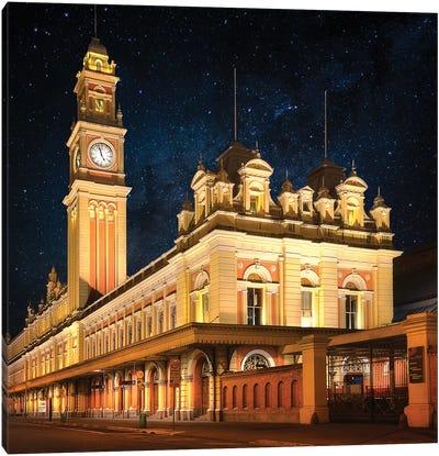Sao Paolo Train Station Canvas Art Print