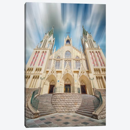 Cathedral Canvas Print #GLM466} by Glauco Meneghelli Canvas Art