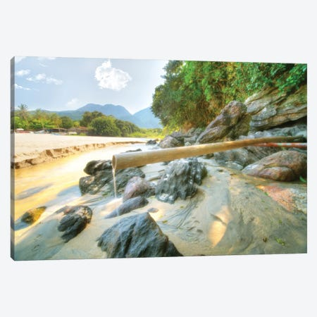 Beach1 Canvas Print #GLM479} by Glauco Meneghelli Canvas Art